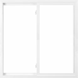 350 Series Vinyl Sliding Window