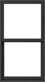 Impervia Double-Hung Wooden Windows