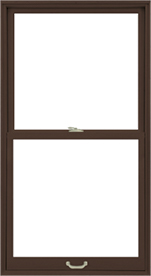 Traditional Double-Hung Wooden Windows