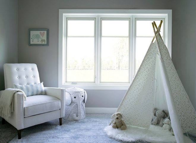 Lifestyle Series Wooden Windows