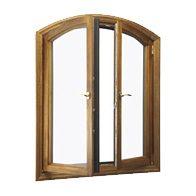 in-swing french casement window