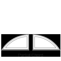 partial chord