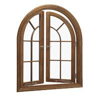 push out french casement window
