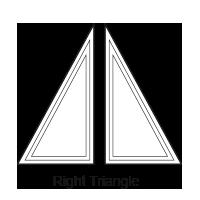 right angle triangle