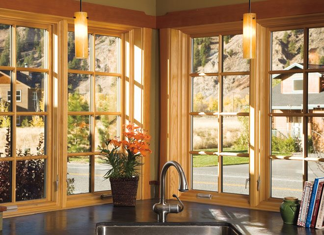 Traditional Wooden Windows
